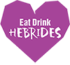 Eat Drink Hebrides Logo